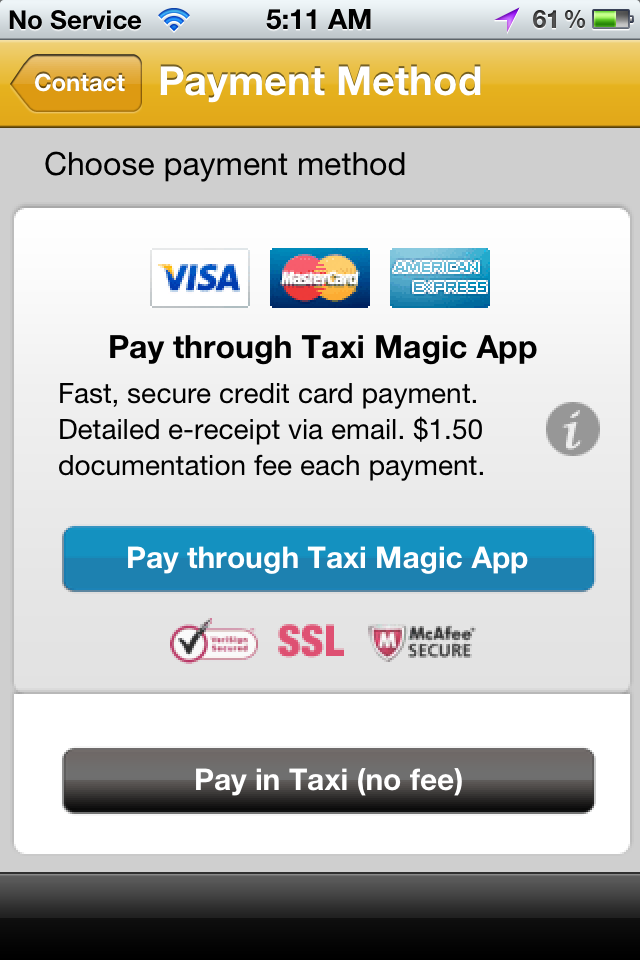 How taxi magic works its magic pcworld Majic app