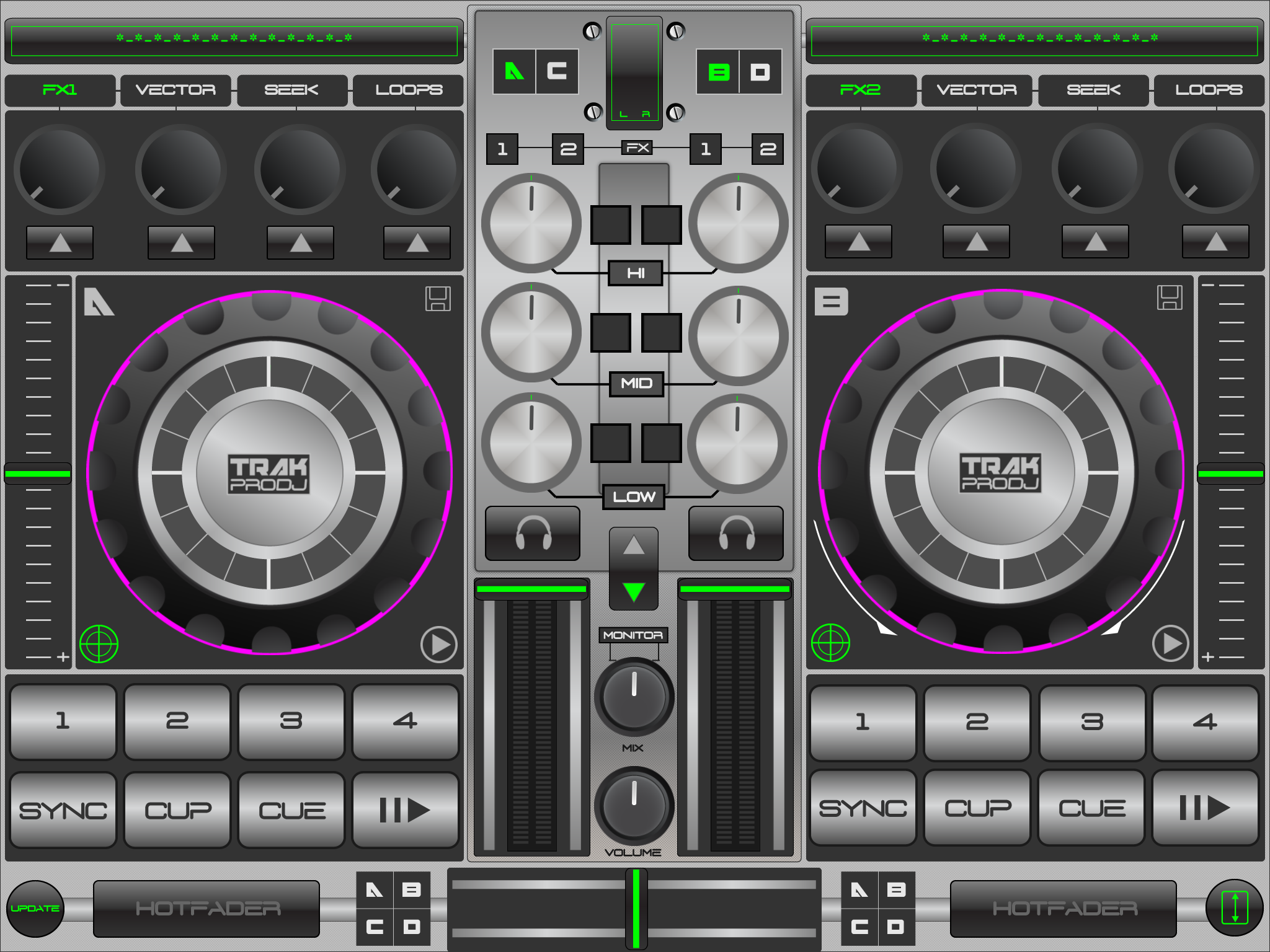Ipad For Musicians Pcworld Bass Buggy Wiring Diagram Trakprodj Is A Dedicated Controller Traktor