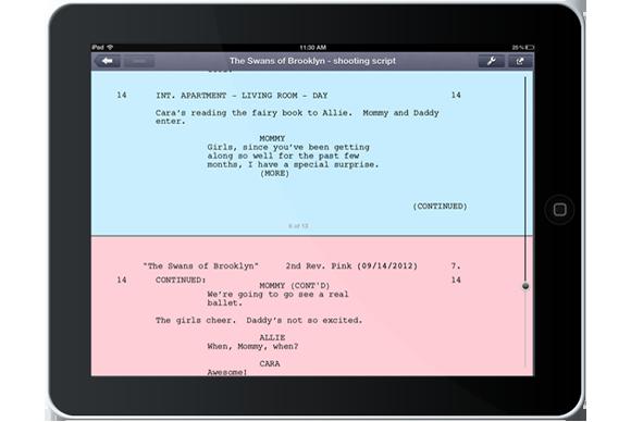 Screenwriters react to new Final Draft Writer iPad app | Macworld