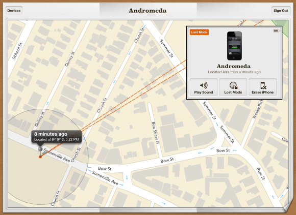 Hands On With Updated Find My Friends And Find My Iphone Macworld