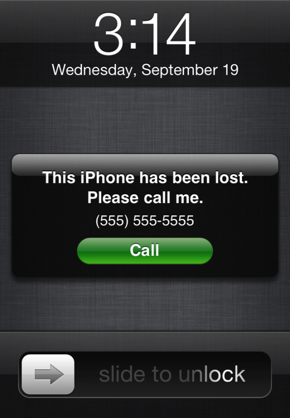 How Can You Find A Lost Iphone