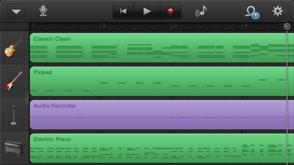 How to set custom ringtone in iphone using garageband