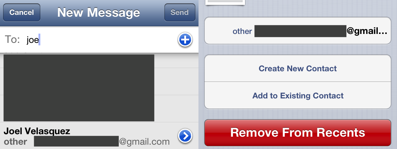 Hands on with iOS 6: Mail | Macworld