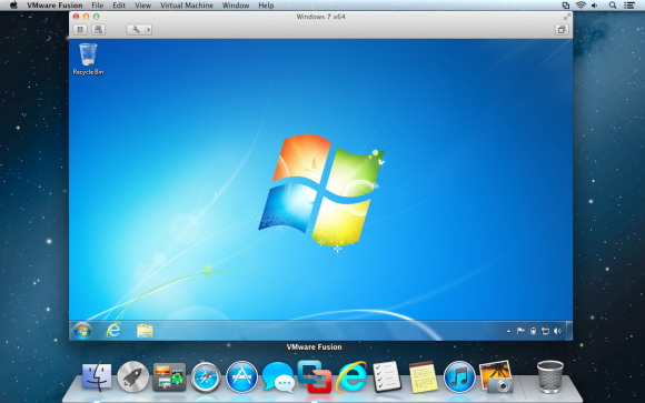How to Run Windows on Your Mac with VMware Fusion