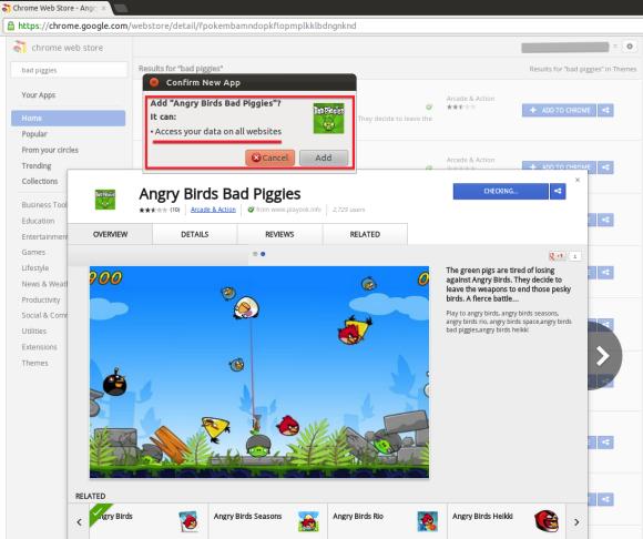 fake angry birds