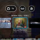 Program guide on Boxee TV