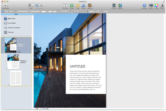 Apple reveals updated iBooks Author with portrait-orientation ...