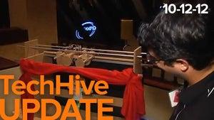TechHive Update: Hi-Tech Puppets