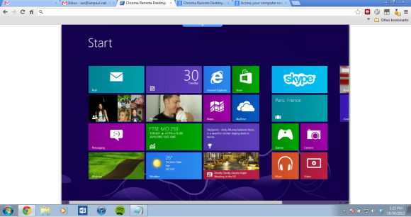 how to go to audio enhancements in windows 8