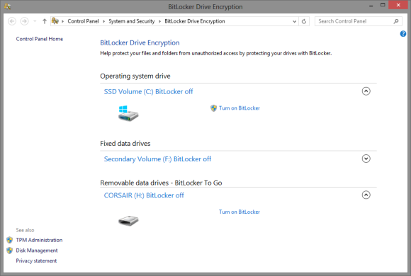 how to encrypt a flash drive with bitlocker