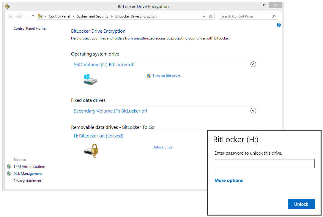 Solved] recover data from corrupted bitlocker encrypted drive.