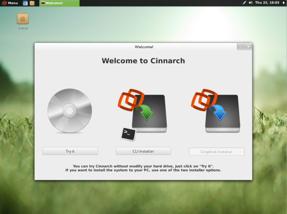 With 'Cinnarch,' Arch Linux gets a sprinkle of Cinnamon