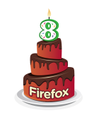 Firefox turns 8 and gets a key security boost