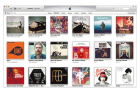 Navigate iTunes 11 from the keyboard