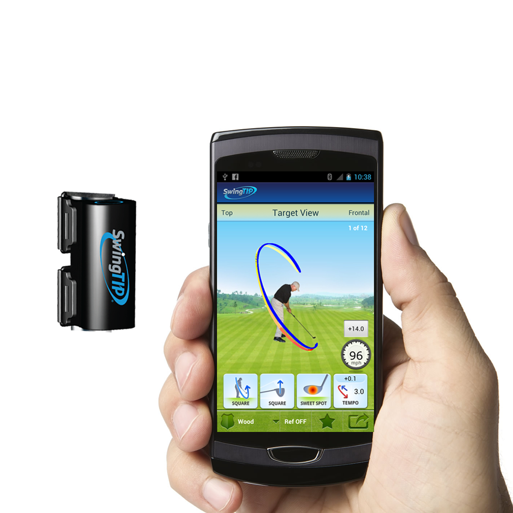Review SwingTip will help you look good on the golf course