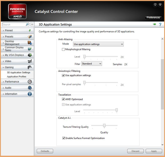 Catalyst Control Center No Amd Graphics Driver Is Installed
