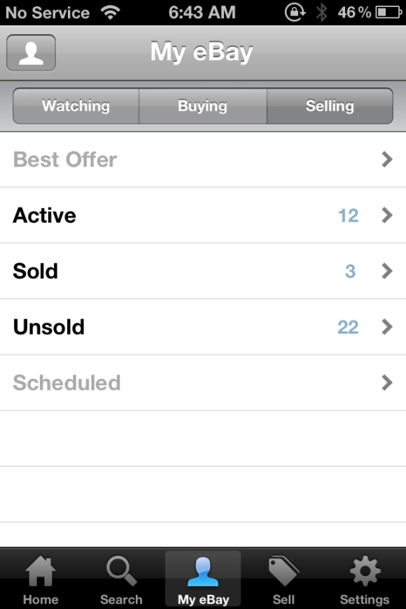 Review: Sell or purchase items on-the-go with eBay for iOS
