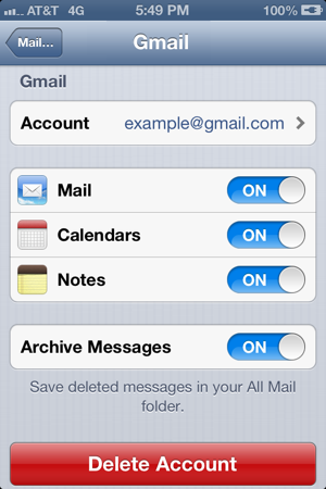 what does sync mean in gmail