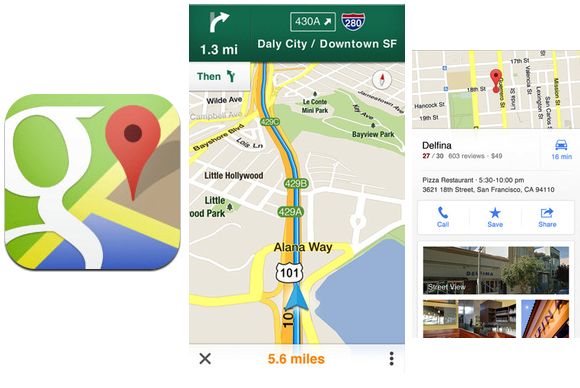 Why Google Maps for iPhone is good for Apple | Macworld on google talk for iphone 5, google maps for tablet, google maps for mobile, google iphone 6 colors, google maps for apple watch, google maps for windows 8, google maps for phones, google maps iphone 6, google maps for android, google maps for ipad, google maps for kindle fire,