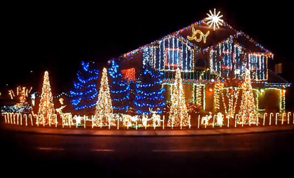 Best high-tech holiday light shows of 2012 | PCWorld