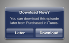 iTunes 11: Miniplayer and Up Next tips