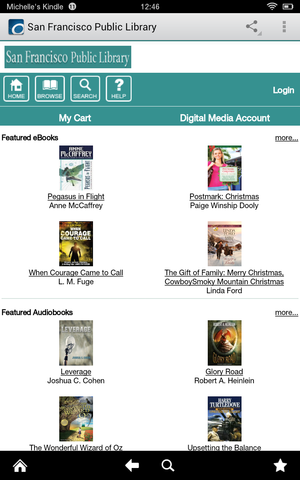 How to use audiobooks on kindle fire