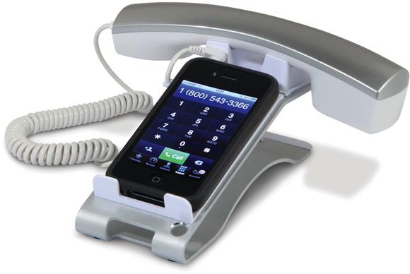 Turn Iphone Into Desk Phone