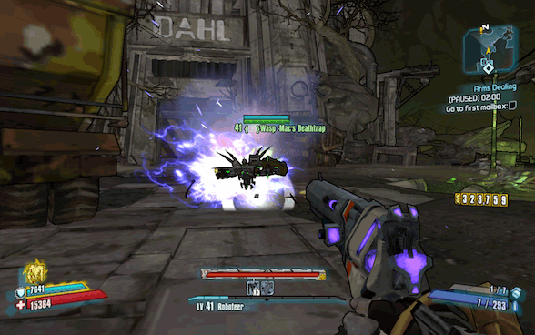 Borderlands 2 - How does mission progress work in multiplayer - Arqade