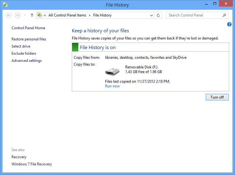 Set up Windows 8 as a home server | PCWorld