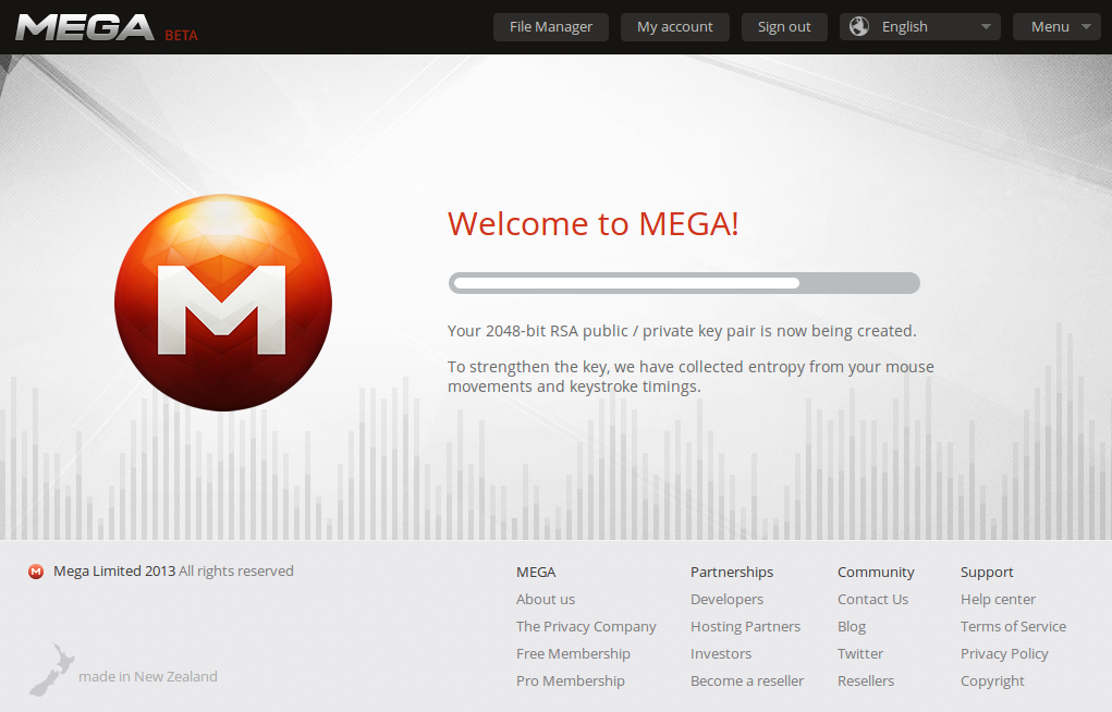 Mega: Hands-on with the encrypted cloud storage service