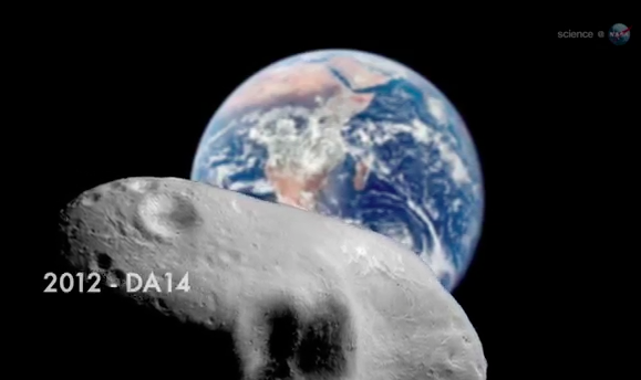 Watch as NASA livestreams asteroid 2012 DA14's visit | PCWorld