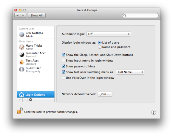 Why every Mac owner should use Fast User Switching | Macworld
