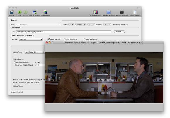 When HandBrake won't rip your DVDs | Macworld