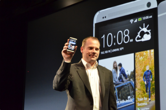 HTC One has a super-sharp screen; arrives in late March ...