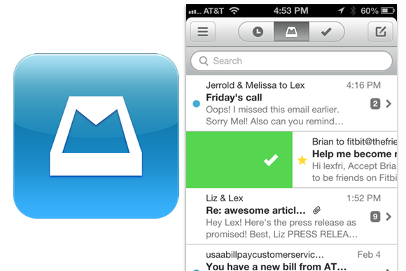 Review: Mailbox for iPhone belongs in your dock | Macworld