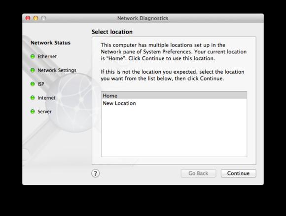 Configuring your Mac's network settings | Macworld