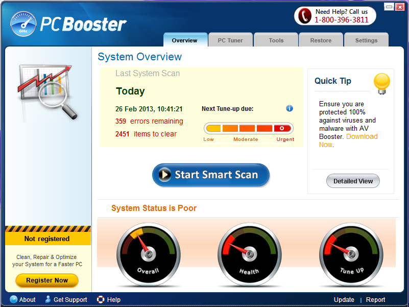 speed booster software free