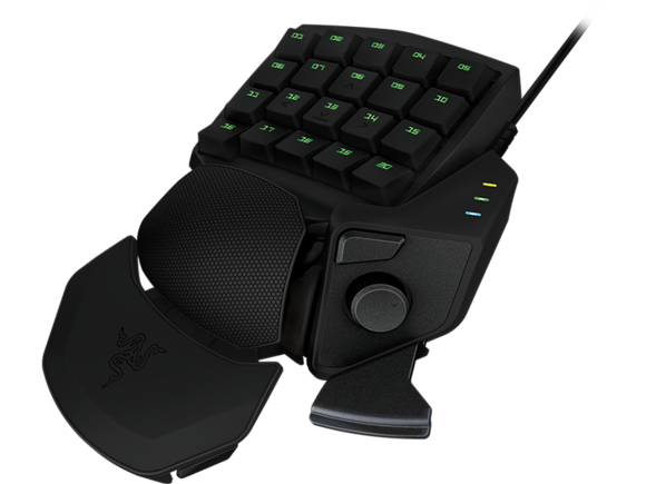 Review: Razer's Orbweaver is stylish and completely