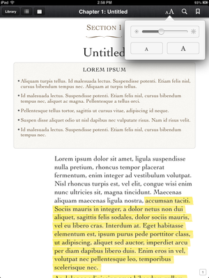 Five improvements iBooks Author needs to make | Macworld