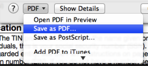 Solving the mystery of the empty PDF form | Macworld
