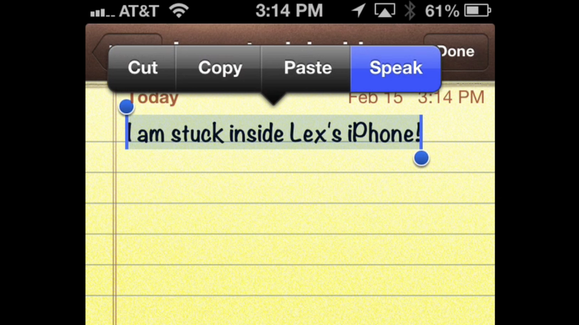 How To Set Up Speech And Emoji On Your Iphone Macworld