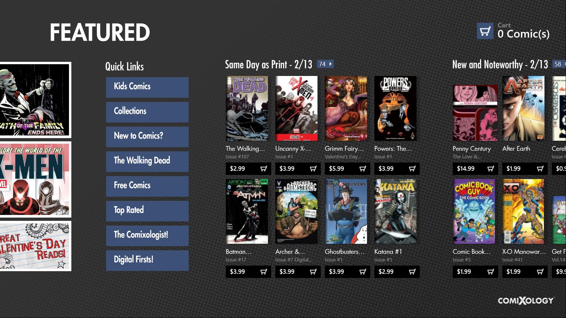 The iPad as a comic-book reader | Macworld