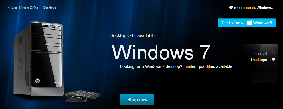 how to get a new pc that runs windows 7 not windows 8 pcworld