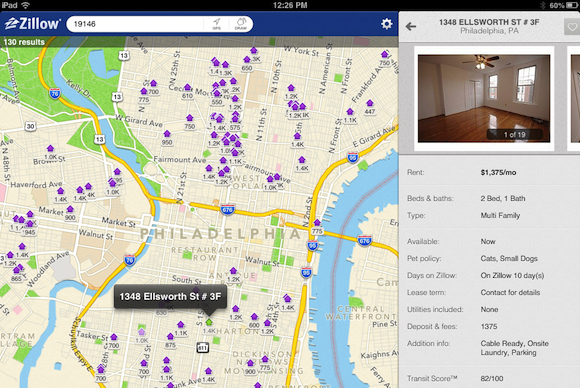 The week in ios apps crazy for coco macworld for Zillow rentals com