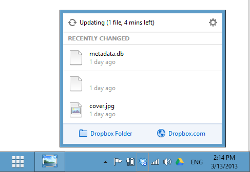 Dropbox spruces up its desktop interface for Windows and Mac | PCWorld