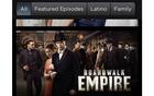 HBO GO, Boardwalk Empire