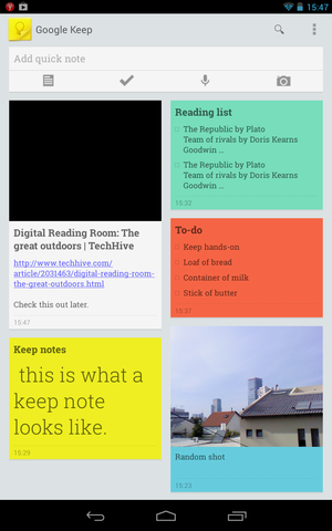 Google Keep Vs Onenote Vs Evernote We Name The Note App
