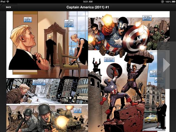 The iPad as a comic-book reader   Macworld