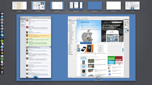 Why you should use Mountain Lion's Spaces | Macworld