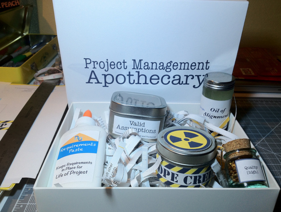 project management kit
